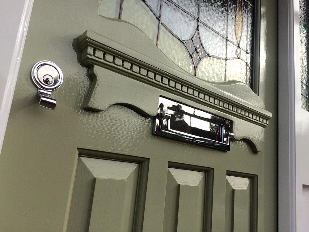 1930's Replica Front Door Didsbury