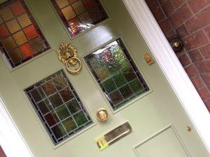 Bespoke Front Door in Cheshire