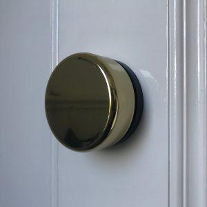 Brass Wind Up Door Bell
