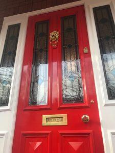 Front Door Colours Dulux