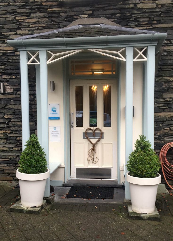 Front Door in Ambleside