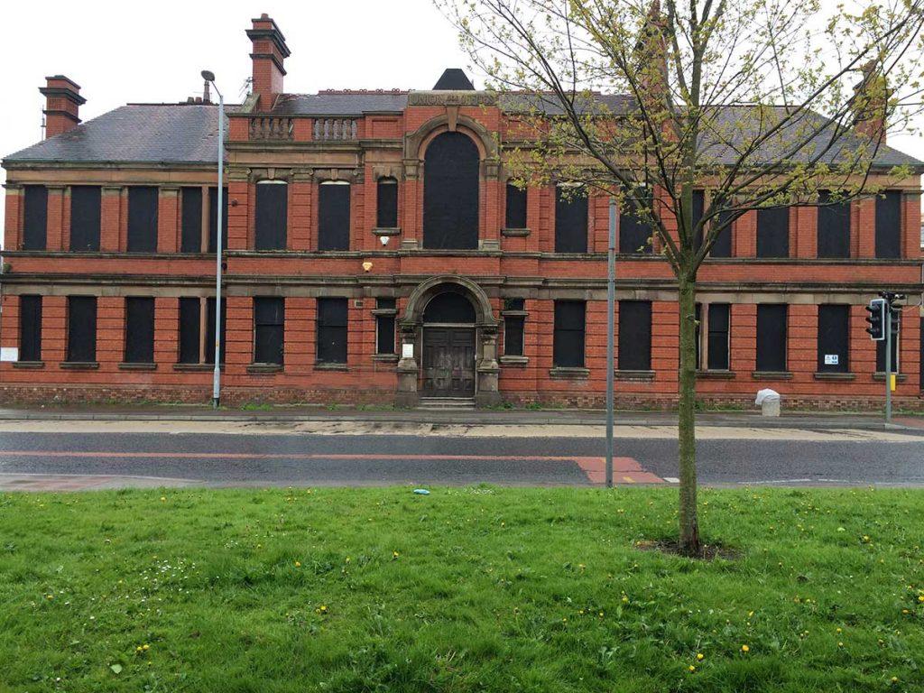 St Thomas Hospital Stockport