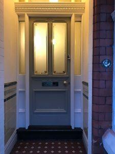 Victorian Door Restoration