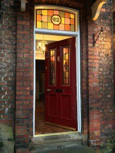 Victorian Front Door in Manchester