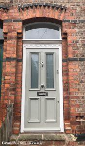 Victorian Style Door in Didsbury