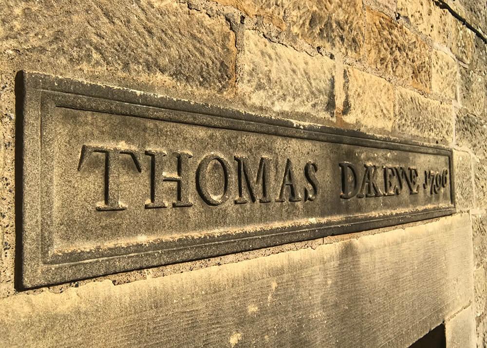 Thomas Dekeyne Ladygrove House