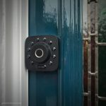 Utec Ultraloq U-Bolt Pro on Victorian front door