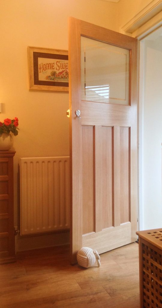 30s Classic Oak internal door in Marple