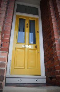Victorian front door in Stretford 10-M32-8BT