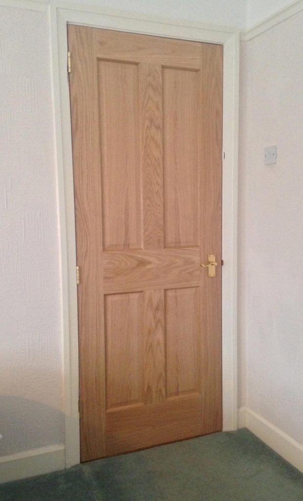 Paul's Classic Victorian oak internal door