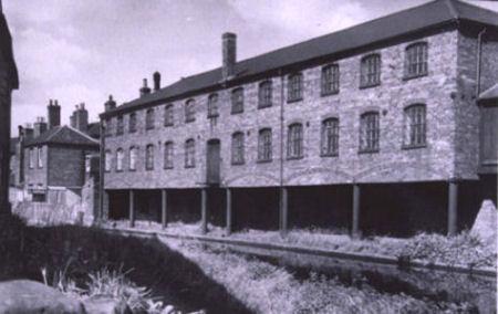 Stourport Foundry Warehouse