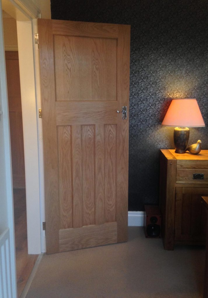 1930s Classic internal door in Marple