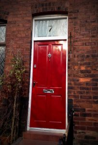 Catherine's Classic Victorian front door in Bolton 7-BL2-1HP