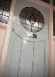 Front Door Restorations in Manchester