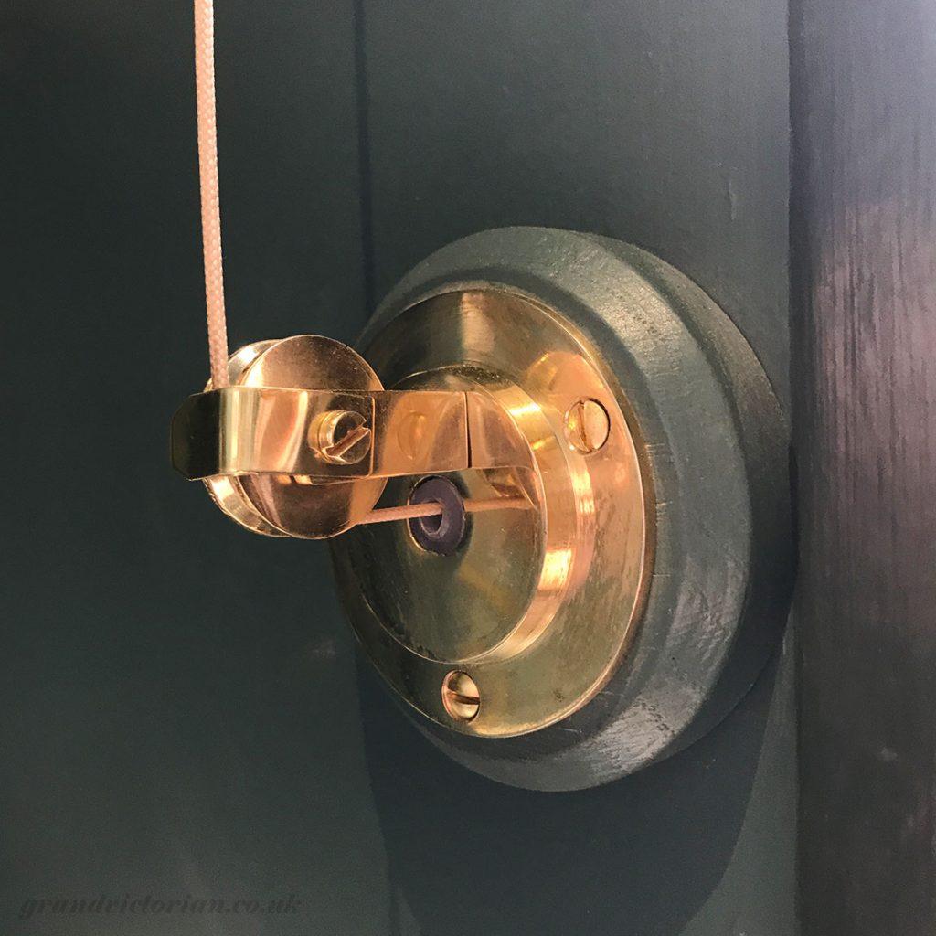 Doorbell pulley