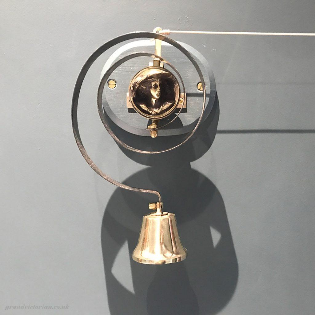 Downton Abbey door bell