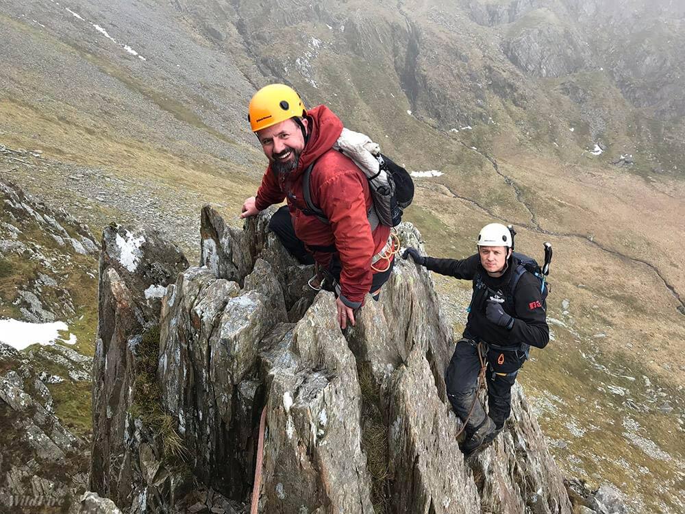 Rock Climbing Wales