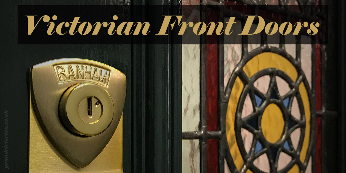 Victorian Front Doors The Grand Victorian Door Company