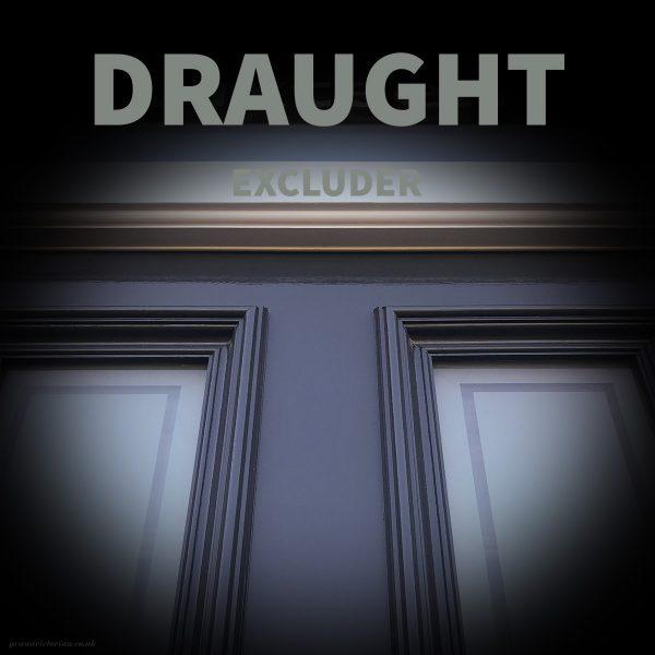 Front door draught excluder