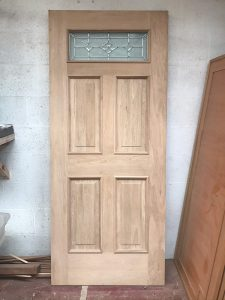 Sandringham Oak Front Door