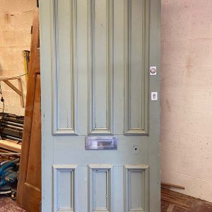 6 Panel Pitch Pine VictorianFront Door 950x2185x46