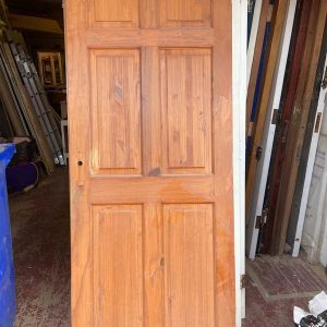 Pine 6 Panel Victorian Internal Door 760x1970x35