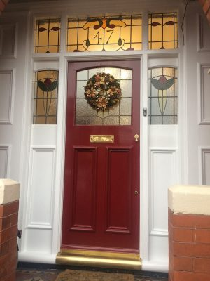 1930s Front Door Restoration Sale