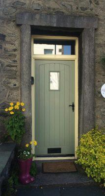 Cottage Door in Ambleside