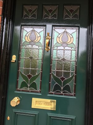 Edwardian Front Door in Chester