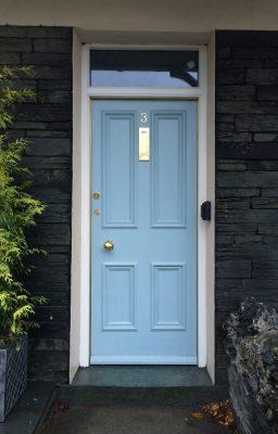 Edwardian Front Door in Keswick