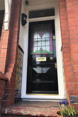 Front Door Restoration Adoption Didsbury