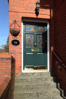 Georgian Front Door in Wigan
