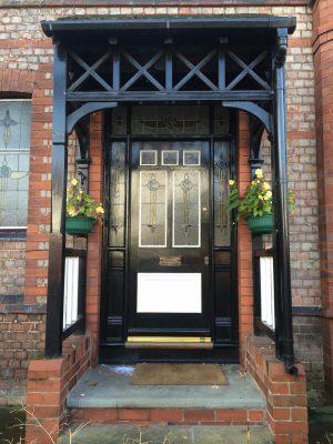 Gothic Front Door