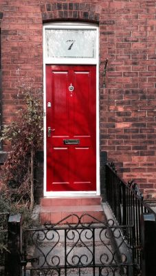 Victorian External Door in Bolton