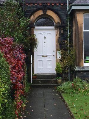 Victorian Front Door in Keswick