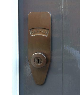 Banham M2002 dead lock bronze