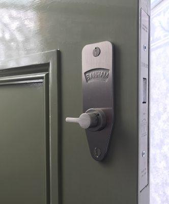 Banham M2002 dead locks work