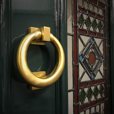 Banham front door knocker